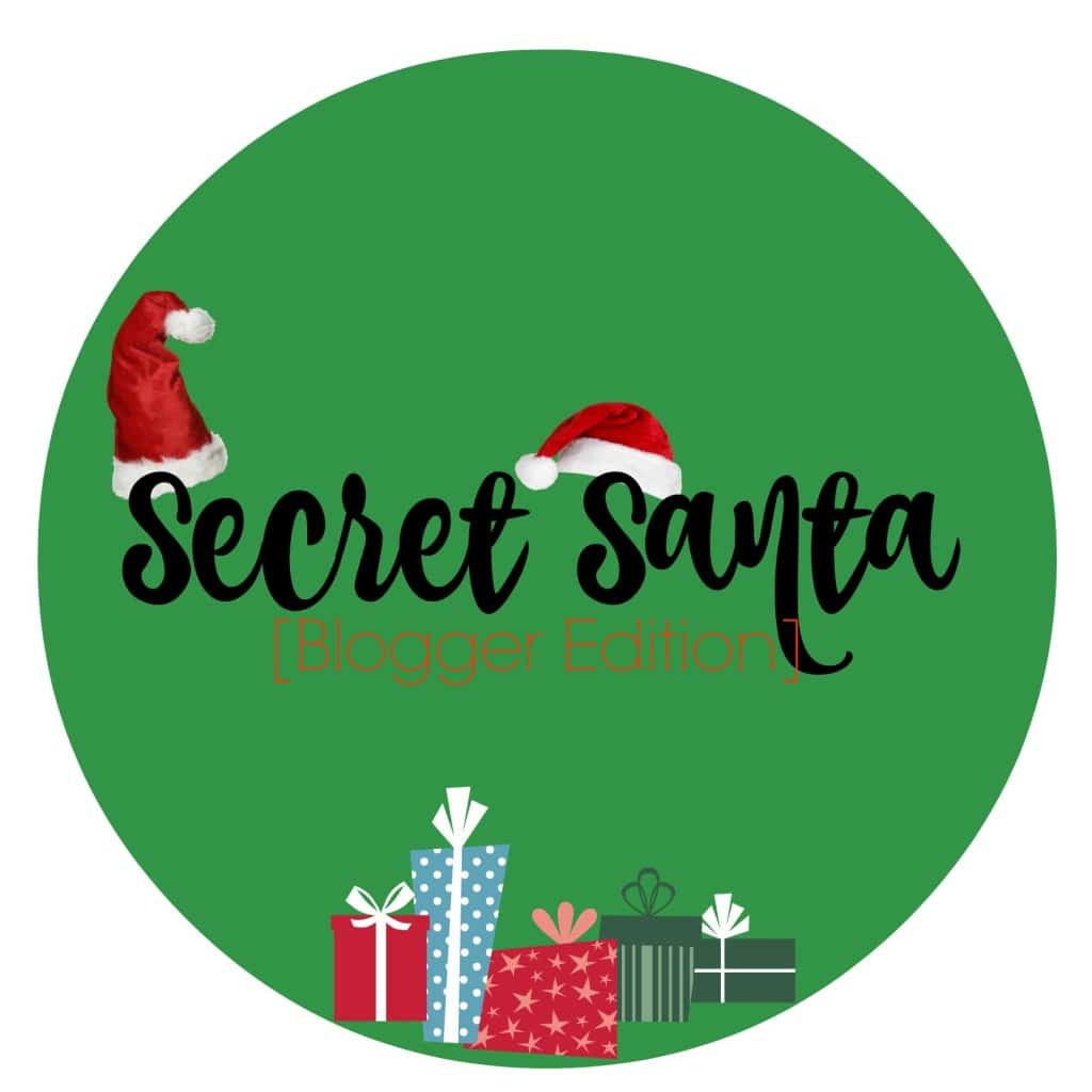 Secret Santa Blogging Edition Hosted by Shabby Grace Blog - UncookieCutter.com