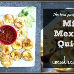 Mexican Quiche Appetizers – You Link It, We Make It #6