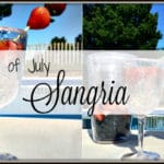 Sangria in Red, White and Blue – You Link It, We Make It #20