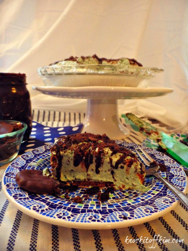 Grasshopper Pie - Knock it Off Kim