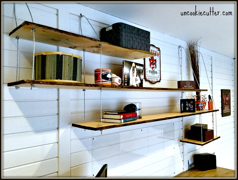 DIY Home Office Remodel - Uncookie Cutter