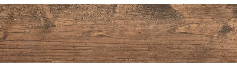 Accent Tile - Woods Natural Wood Look Porcelaing Floor and Wall Tile - Bath Shopping Guide - Hall Bath Makeover - UncookieCutter.com