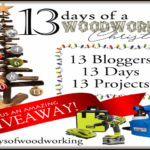 13 Days of Woodworker Christmas + A Giveaway!