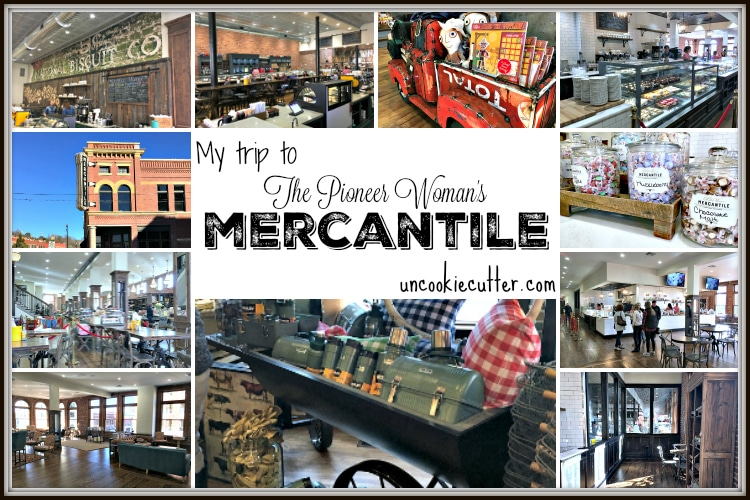 My Visit to The Pioneer Woman's Mercantile