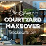 Courtyard Makeover – The Reveal – ORC Spring 2017